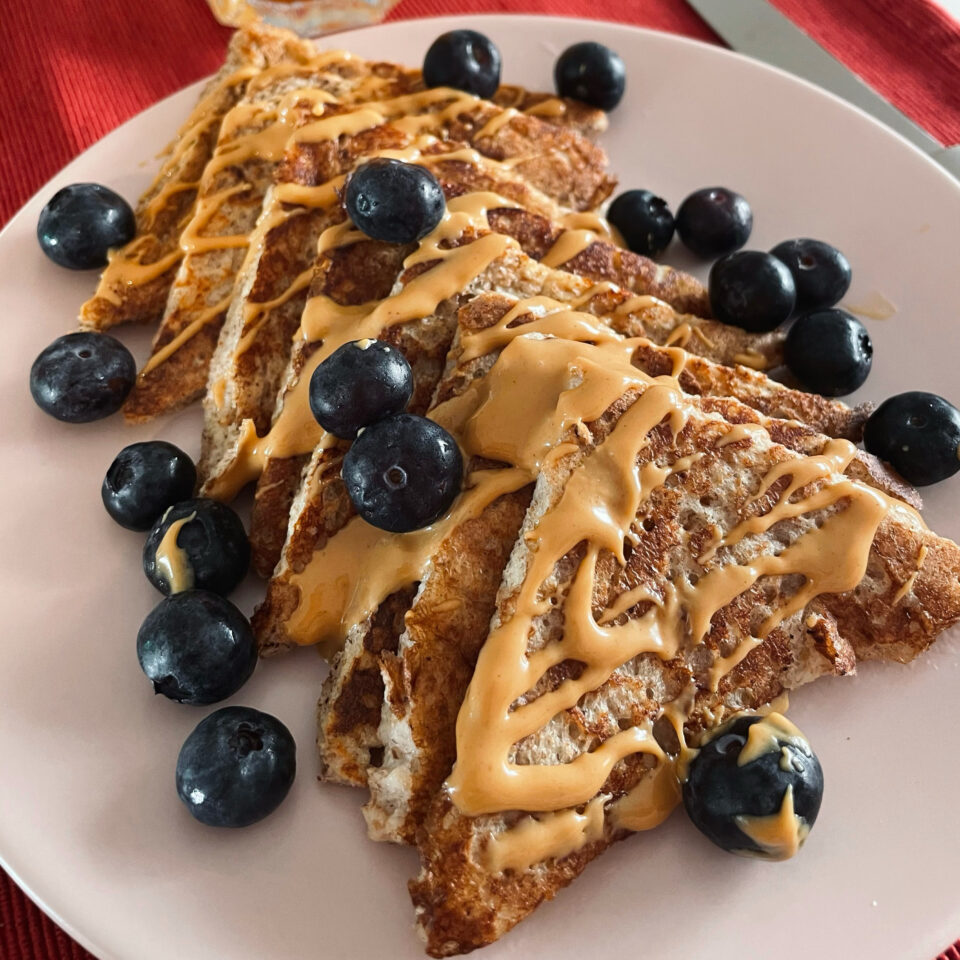 French toast healthy