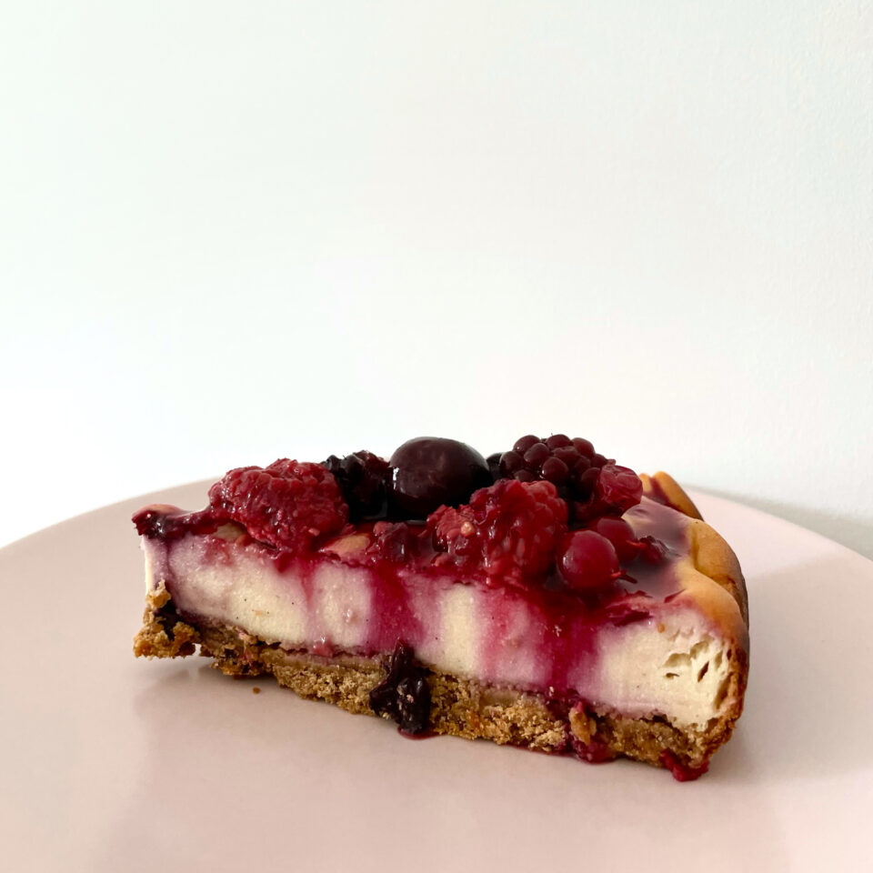 New York Cheesecake fit